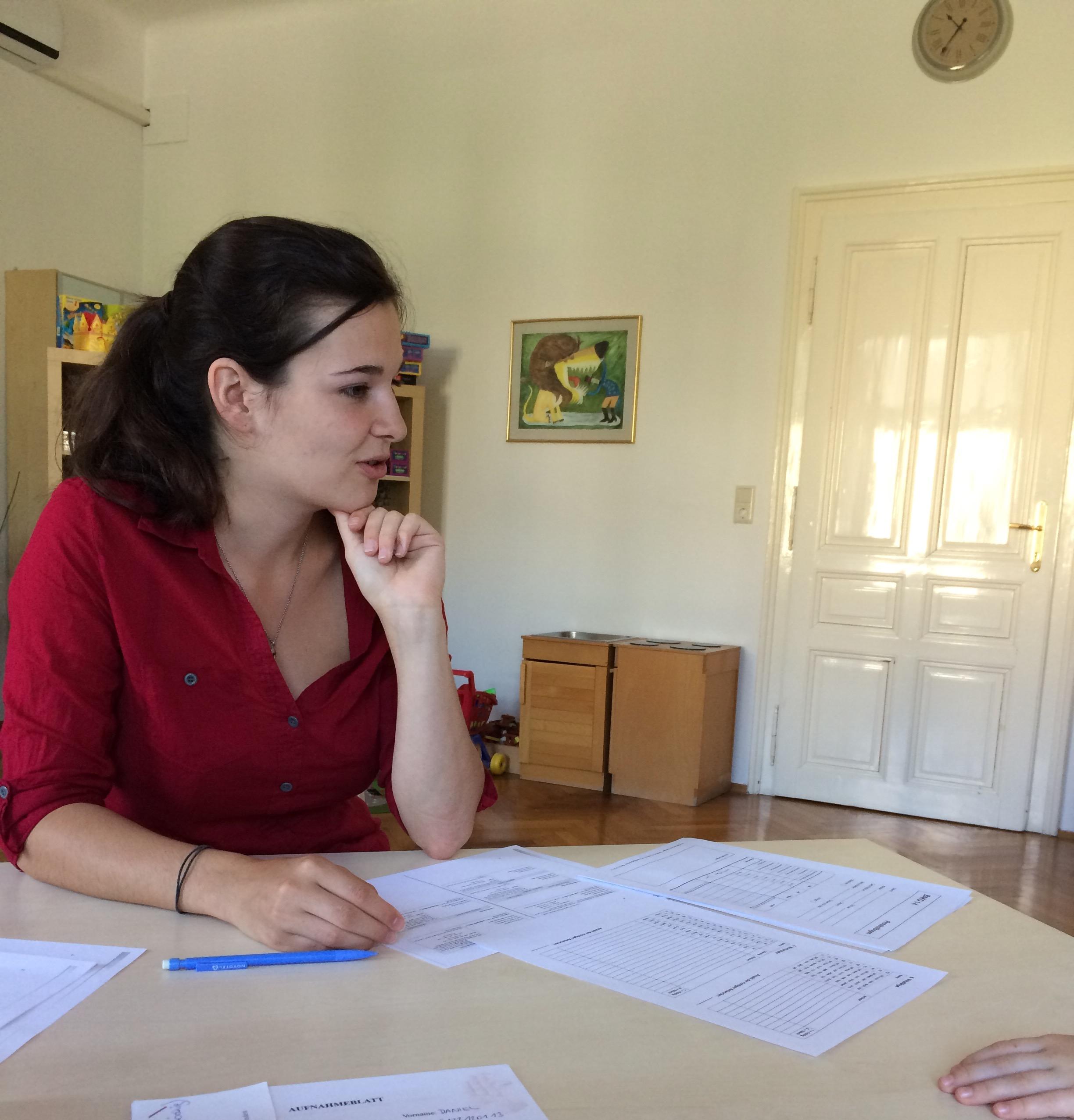 Logopädin Anita Obersteiner BSc - Diagnostik der Lese/Rechtschreibstörung