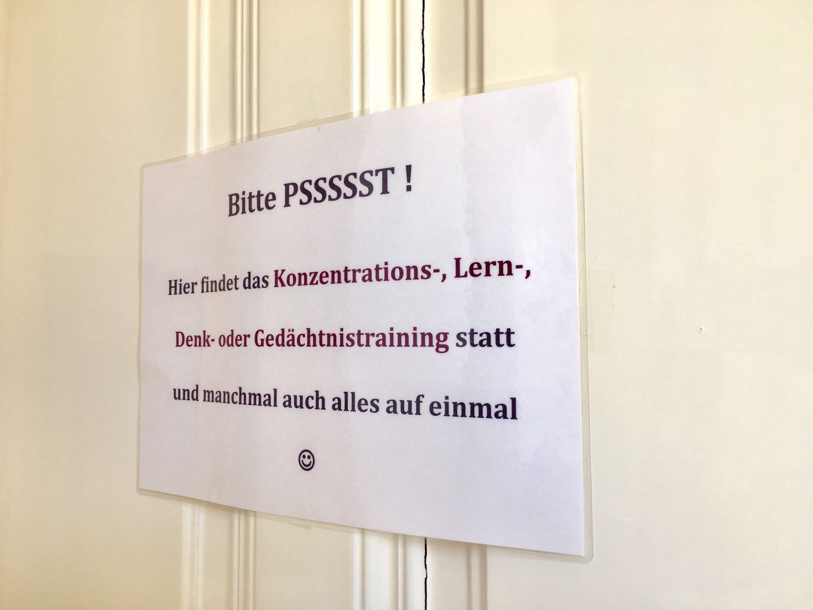 Konzentrationstraining für Kinder & Erwachsene
