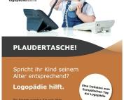 Initiative Plaudertasche von Logopädie Austria