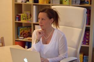 Logopädin Iris Schubert, BSc