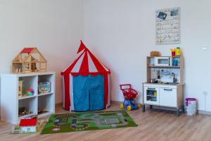 Therapieraum 2 - Kinderecke