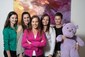 Unser Team & Logorhino